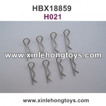 HBX 18859 Parts Body Clips H021