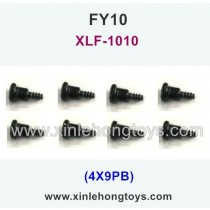 FeiYue FY10 Parts Step Screw 4X9PB XLF-1010