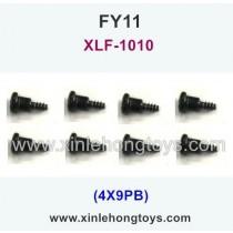 FeiYue FY11 Parts Step Screw 4X9PB XLF-1010