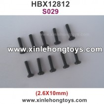 HBX 12812 Parts Screw S029