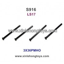 GPToys S916 Parts Screw LS17