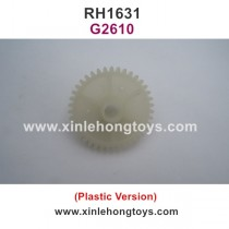 REMO HOBBY 1631 Parts Main Axis Gear, Spur Gear G2610