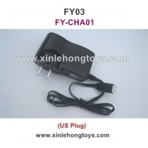 Feiyue FY03H Charger FY-CHA01 (US Plug)