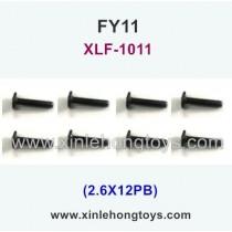 FeiYue FY11 Parts Screw 2.6X12PB XLF-1011