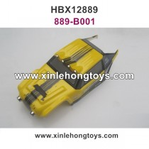 HBX 12889 Parts Body Shell, Car Shell 889-B001