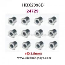 HBX 2098B Parts Sleeve Bush (4X3.5mm) 24729