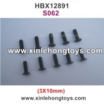 HBX 12891 Parts Screw S062