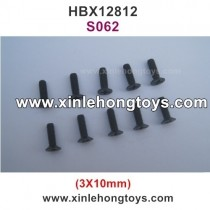 HBX 12812 Parts Screw S062