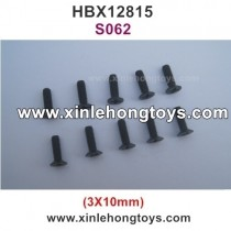 HBX 12815 Protector Parts Screw S062