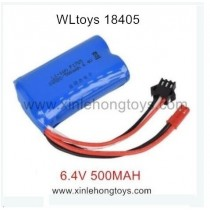 WLtoys 18405 Battery 6.4V 500MAH