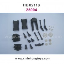 HaiBoXing HBX 2118 Parts Motor Mount+Battery Cover+Dogbones Drive Shaft+Diff.Small Bevel Gears+Wheel Drive Shafts+Drive Cups 25004