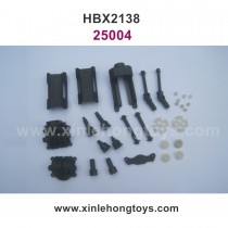 HaiBoXing HBX 2138 Parts Motor Mount+Battery Cover+Dogbones Drive Shaft+Diff.Small Bevel Gears+Wheel Drive Shafts+Drive Cups 25004