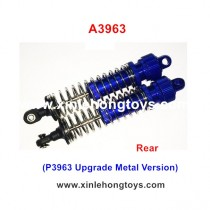 REMO HOBBY Upgrade Parts Metal Rear Shock Assembly A3963 p3963