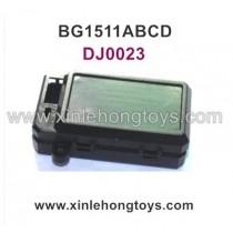 Subotech BG1511 Parts Electric Plate Box DJ0023