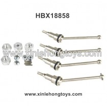 HBX 18858 Parts Upgrade Metal Drive Shafts