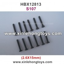 HBX 12813 Parts Screw S107