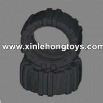 HBX T6 Parts Tire