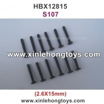 HBX 12815 Parts Screw S107