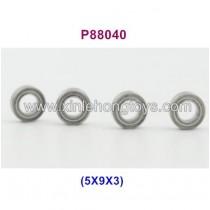 PXtoys 9203E Parts Ball Bearing P88040 (5X9X3)
