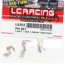LC Racing EMB 1/14 Parts Pin Set L6202