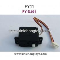 FeiYue FY11 Parts Rudder, Steering Servo FY-DJ01