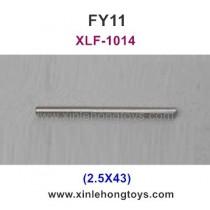 FeiYue FY11 Parts Optical Shaft 2.5X43 XLF-1014
