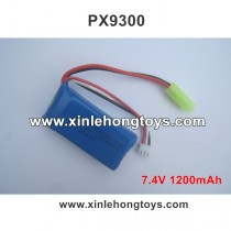 PXtoys 9300 Parts Upgrade Battery 7.4V 1200mAh