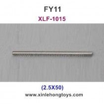 FeiYue FY11 Parts Optical Shaft 2.5X50 XLF-1015