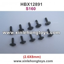 HBX DUNE THUNDER 12891 Parts Screw S160
