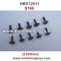 HaiBoXing HBX 12811 Parts Screw S160