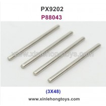 PXtoys 9202 Parts Rocker Shaft P88043 (3X48)