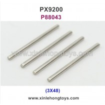 PXtoys 9200 Parts Rocker Shaft P88043 (3X48)