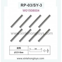 RuiPeng RP-03 SY-3 Parts Wheel Hexagonal Sleeve Shaft W01508004
