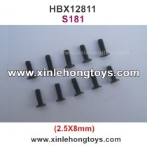 HBX SURVIVOR XB 12811 Parts Screw S181