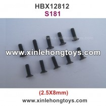 HaiBoXing HBX 12812 Parts Screw S181