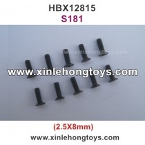 HBX 12815 Parts Screw S181
