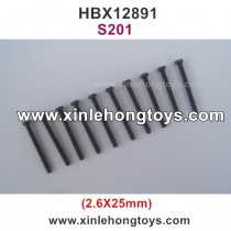 HBX Dune Thunder 12891 Parts Screw S201