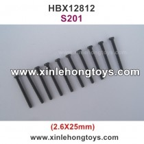 HaiBoXing HBX 12812 Parts Screw S201