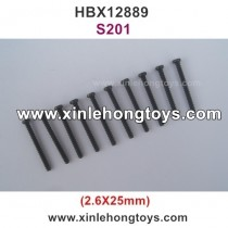 HBX 12889 Thruster Parts Screw S201