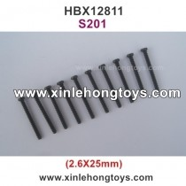 HBX 12811 SURVIVOR XB Parts Screw S201