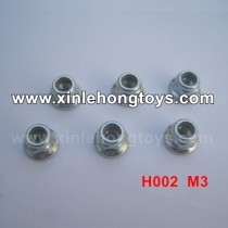HBX T6 Parts M3 Lock Nut Screw H002