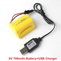JJRC Q60 D826 Battery+USB Charger