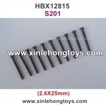 HBX 12815 Protector Parts Screw S201