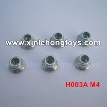 HBX T6 Hammerhead Parts M4 Lock Nut Screw H003A