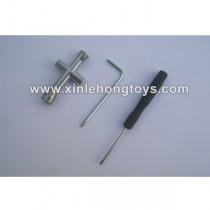 ENOZE 9302E Parts Screwdrivers set