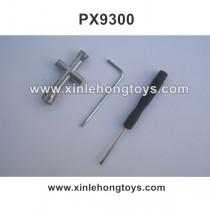 Pxtoys Sandy Land  9300 Parts Screwdrivers set