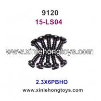 XinleHong Toys 9120 Parts Round Headed Screw 15-LS04