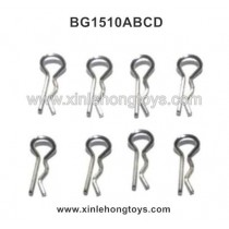 Subotech BG1510A BG1510B BG1510C BG1510D Parts R-Shape Lock Catch, Shell Pin