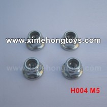 HBX T6 Parts M5 Lock Nut Screw H004