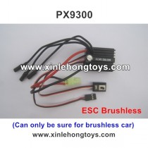 Pxtoys Sandy Land 9300 Brushless ESC
